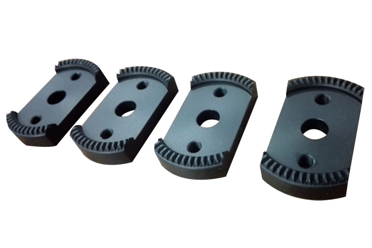 Aluminum anodizing part